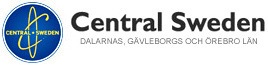 Central Sweden Logotyp